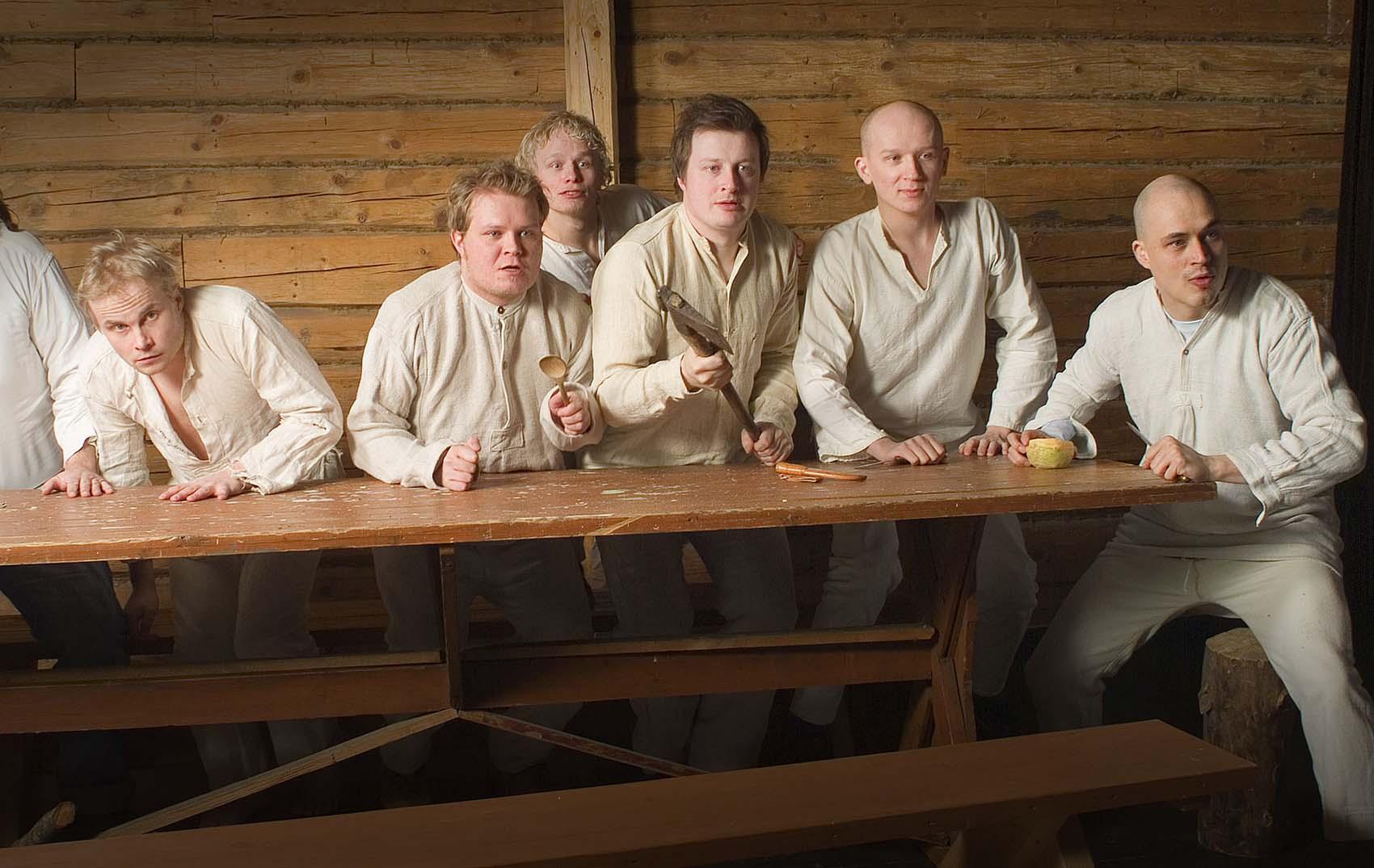 2006, 2007 Seitsemän veljestä